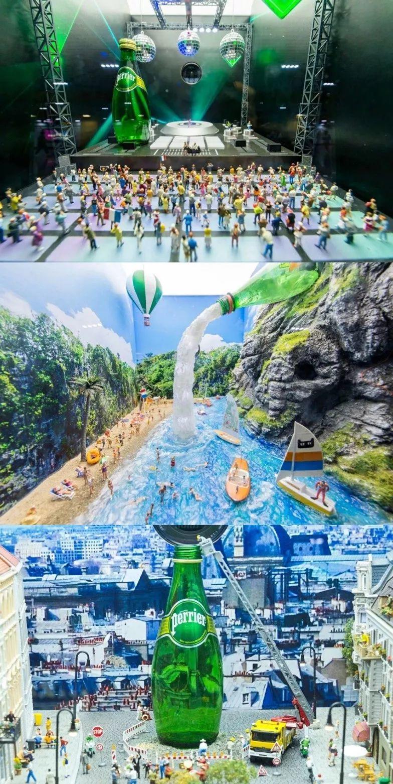 异想世界?看Perrier巴黎水如何激发你的夏日灵感