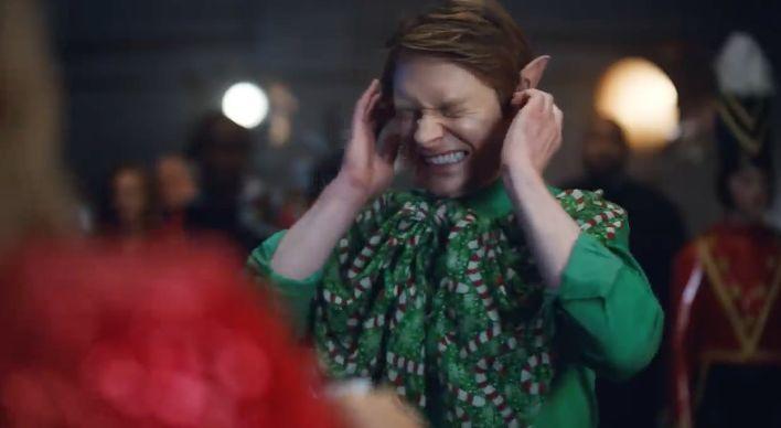 玛丽亚·凯莉x乐事薯片2019圣诞节广告