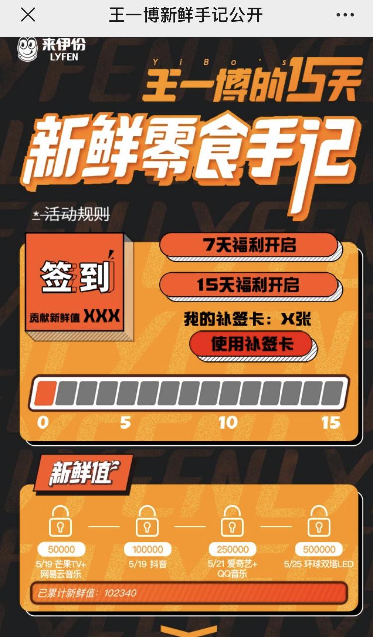 来伊份×王一博,品牌升级新打法!